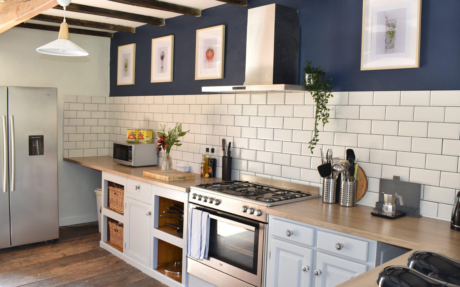Manoir Beaulieu kitchen